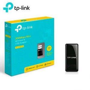 کارت شبکه USB بی سیم 300Mbps تی پی لینک مدل TL-WN823N