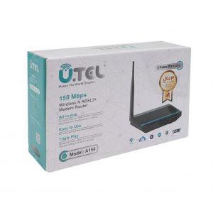 مودم روتر ADSL2 Plus بیسیم N150 یوتل مدل A154