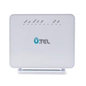 مودم روتر VDSL/ADSL بی سیم N300 یوتل مدل V301